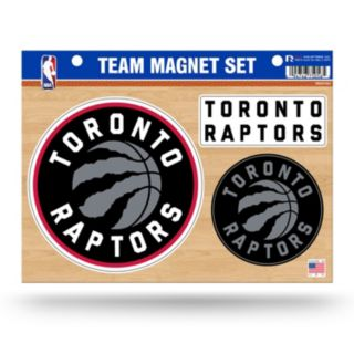 Toronto Raptors Team Magnet Set