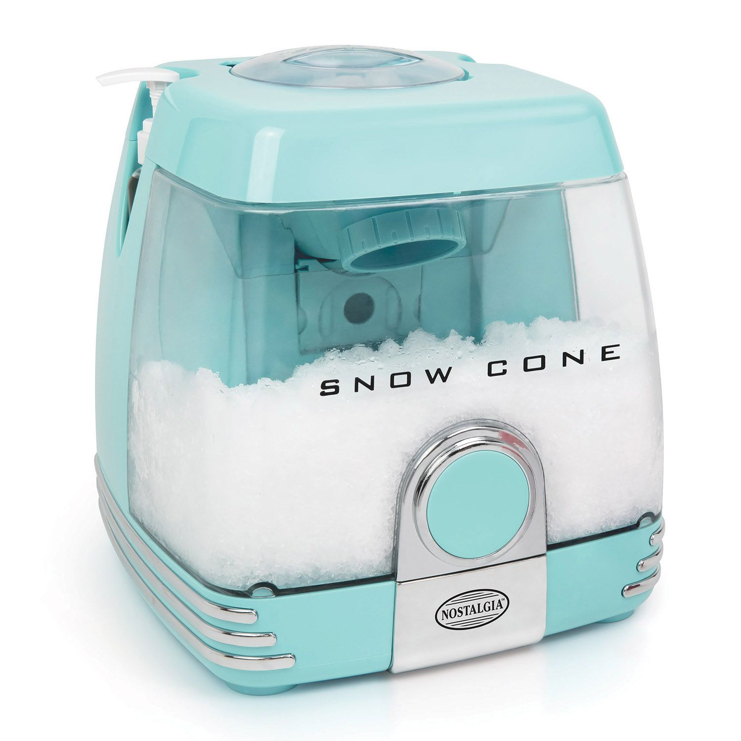 nostalgia electrics snow cone party station - Snow Cone Machine For Sale