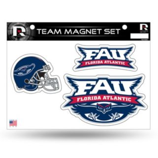 Florida Atlantic University Team Magnet Set