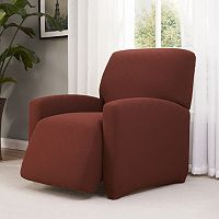 Madison Checkerboard Large Recliner Slipcover