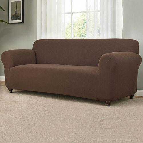 Madison Checkerboard Sofa Slipcover