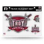 Troy Trojans Team Magnet Set
