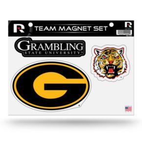 Grambling State Tigers Team Magnet Set
