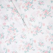 Madison Park 6 pc Floral Comfort Wash Sheet Set