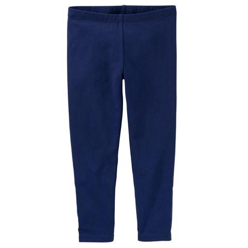Girls 4-12 OshKosh B'gosh® Solid Leggings