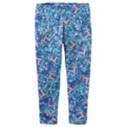 Girls 4-12 OshKosh B'gosh® Floral Full-Length Leggings