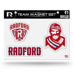 Radford University Team Magnet Set