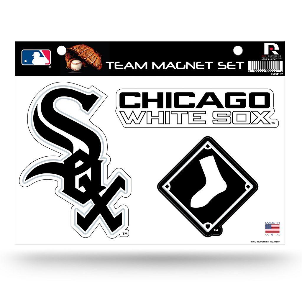 Chicago White Sox Team Magnet Set