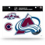 Colorado Avalanche Team Magnet Set