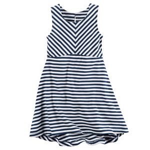 Girls 4-6x Carter's Striped Dress