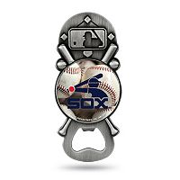 Chicago White Sox Party Starter Bottle Opener Magnet