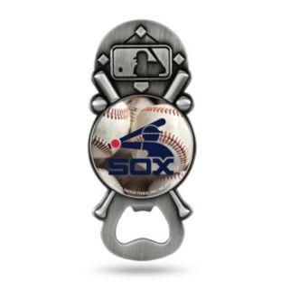 Chicago White Sox Party Starter Bottle Opener Magnet