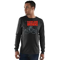 Men's Majestic Cleveland Browns Elite Tee
