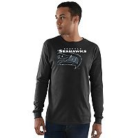 Men's Majestic Seattle Seahawks Elite Tee