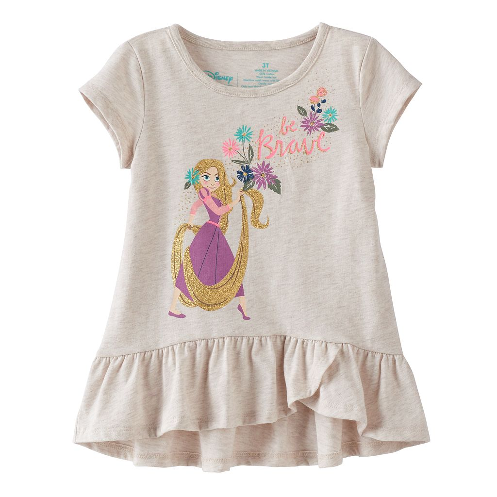 Disney's Tangled Rapunzel Toddler Girl Graphic Short-Sleeve Tunic by Jumping Beans®