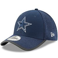 Adult New Era Dallas Cowboys 39THIRTY Training Team Flex-Fit Cap