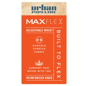Boys 8-20 Urban Pipeline® MaxFlex Straight-Leg Canvas Pants