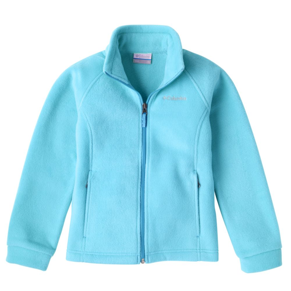 4-18 Columbia Three Lakes Lightweight Fleece Jacket