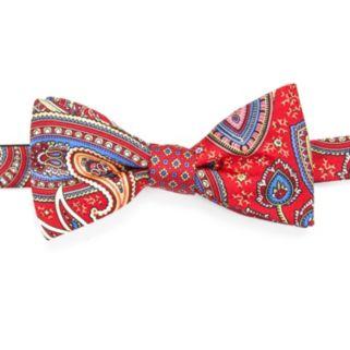 Men's Croft & Barrow® Drake Paisley Self-Tie Bow Tie