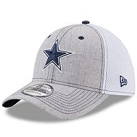 Adult New Era Dallas Cowboys 39THIRTY Heathered Neo Flex-Fit Cap