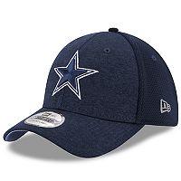 Adult New Era Dallas Cowboys 39THIRTY Shadowed Flex-Fit Cap