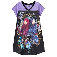 Disney's Descendants Evie & Mal Girls 6-14