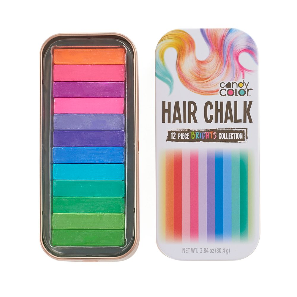 Color Hair Chalk Brights Collection
