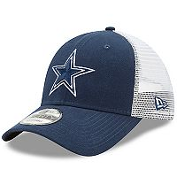 Adult New Era Dallas Cowboys 9FORTY Trucker Snapback Cap