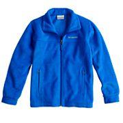 Boys 8-20 Columbia Fleece Flattop Ridge Jacket