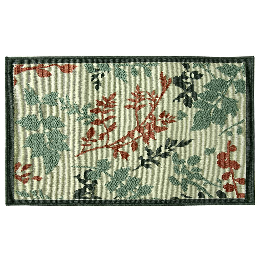 Bacova Reliance Alhambra Leaf Rug - 2'4'' x 3'10''