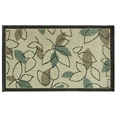 Bacova Reliance Cascade Leaf Rug