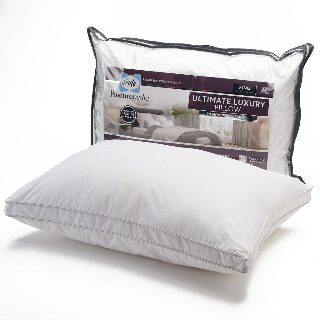Sealy Posturepedic Ultimate Luxury Pillow