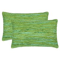 Safavieh 2-pack Eloise Throw Pillow