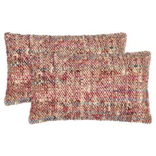 Safavieh 2-pack Carrie Throw Pillow