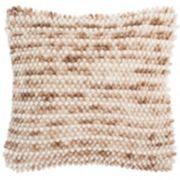 Safavieh Pin Stripe Loop Throw Pillow