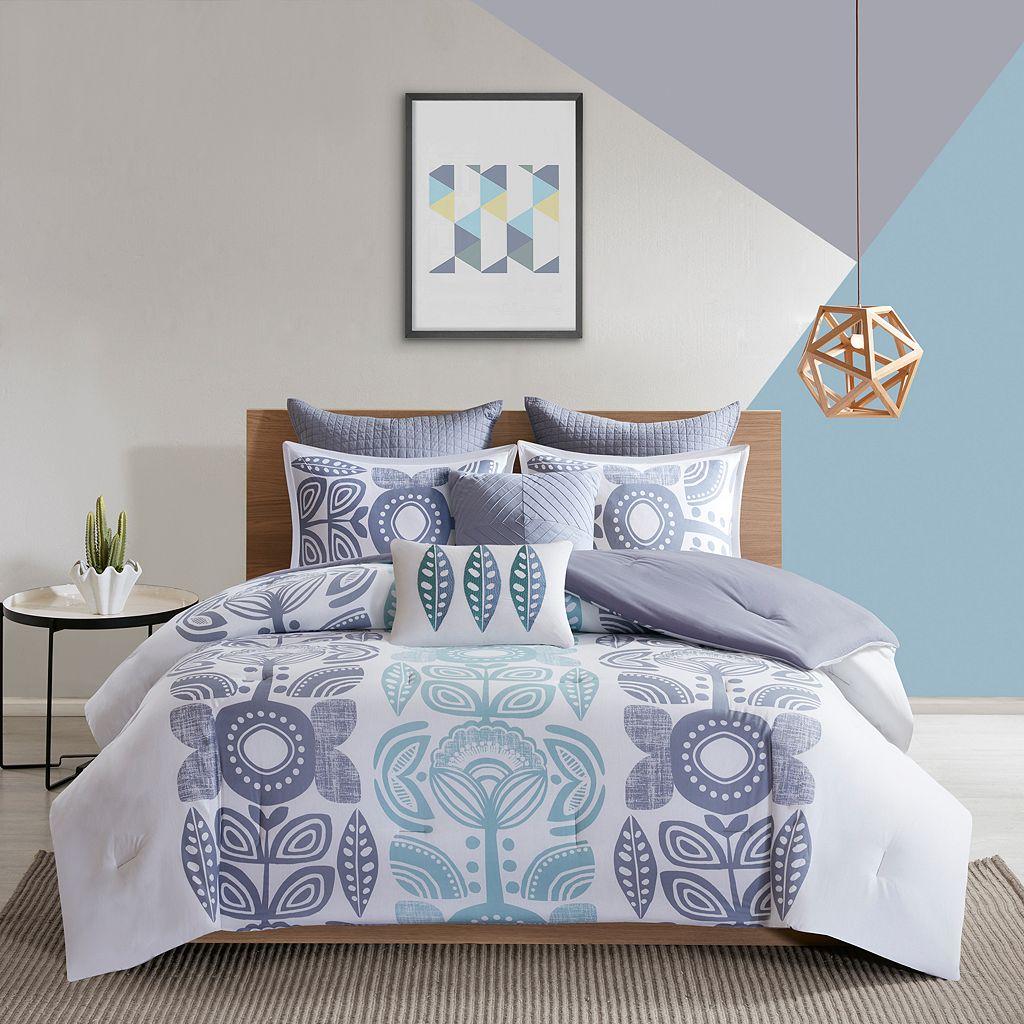 Urban Habitat 7-piece Teo Comforter Set