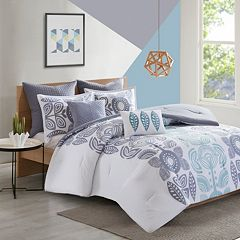 Urban Habitat 7 pc Teo Duvet Cover Set