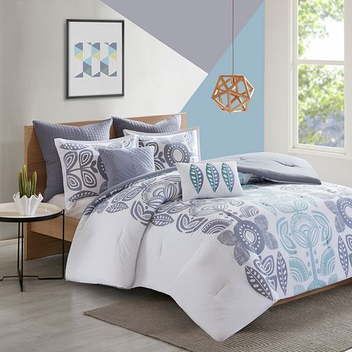 Urban Habitat 7-piece Teo Duvet Cover Set