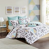 Urban Habitat 7-piece Levi Duvet Cover Set