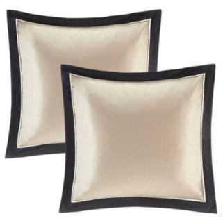 Madison Park 8-piece Hailey Jacquard Comforter Set