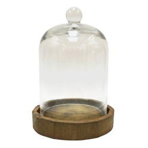Decorative Glass Dome Table Decor