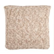 Safavieh Chunky Knit Throw Pillow
