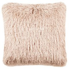 Safavieh Modish Metallic Shag Throw Pillow