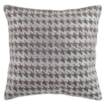 Safavieh Perry Houndstooth Throw Pillow