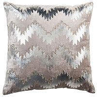 Safavieh Sophia Flamestitch Throw Pillow