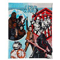 Star Wars: Episode VIII The Last Jedi Throw