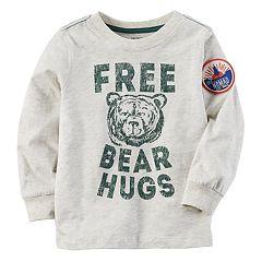 Baby Boy Carter's 'Free Bear Hugs' Graphic Tee