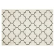 Maples Cohen Trellis Shag Area Rug