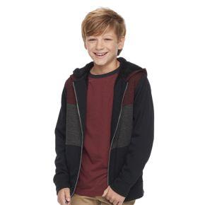 Boys 8-20 Urban Pipeline® Colorblock Fleece Hoodie