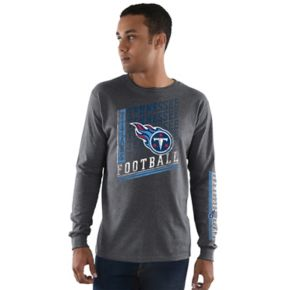 Men's Majestic Tennessee Titans Dual Threat Tee